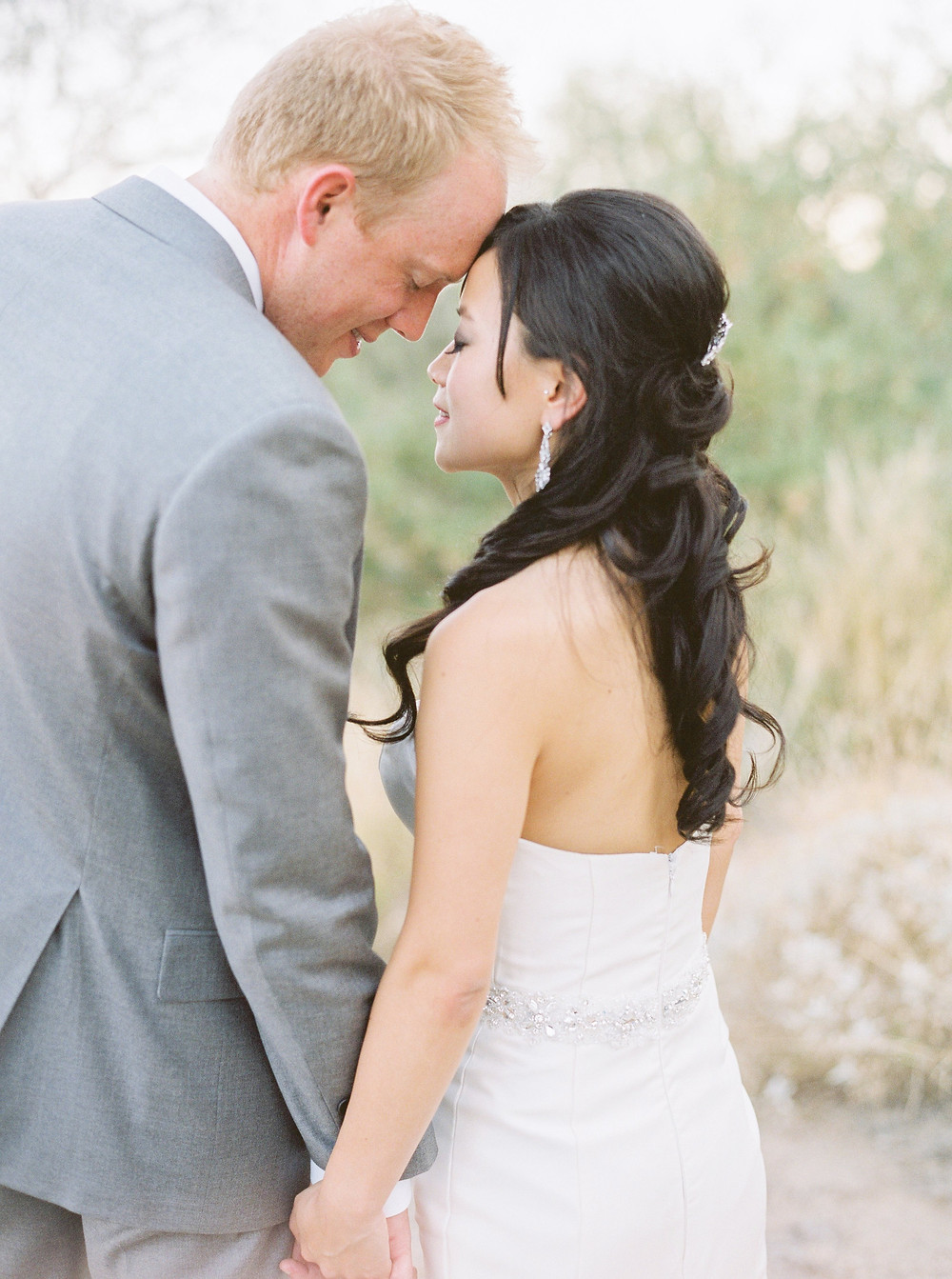 Ritz Carlton Dove Mountain Wedding, Bride & Groom Portraits