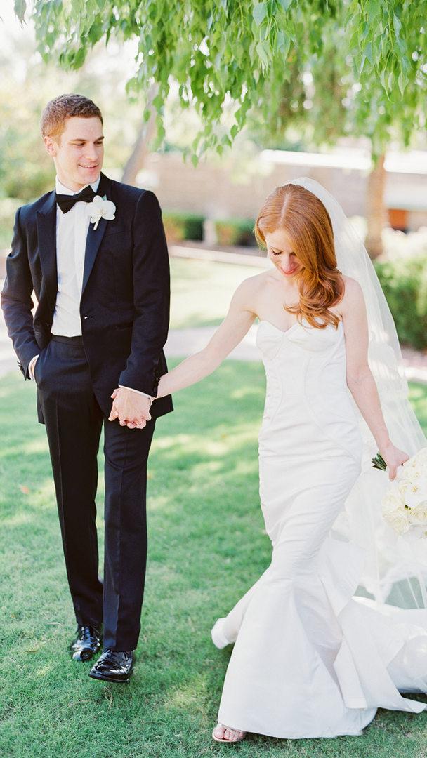 Chic Biltmore Wedding