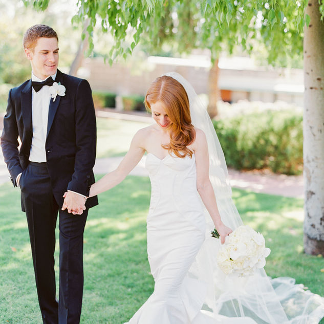 Chic Biltmore Wedding | Phoenix, AZ