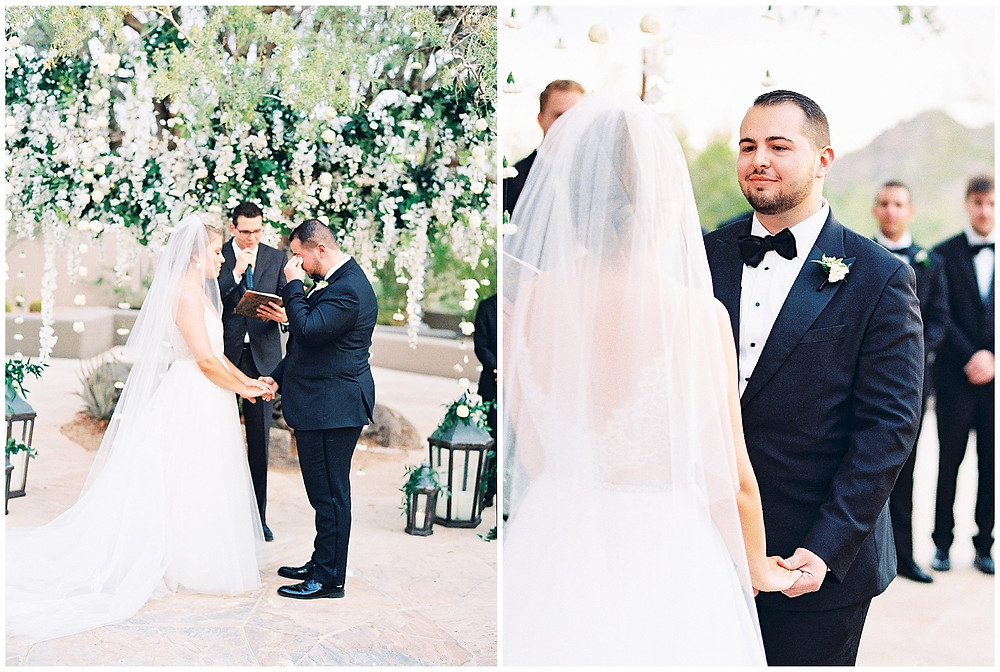 Scottsdale Wedding Ceremony