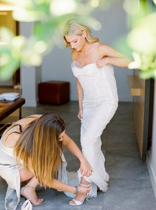 Andaz Resort Wedding | Scottsdale, AZ | Elyse Hall Photography