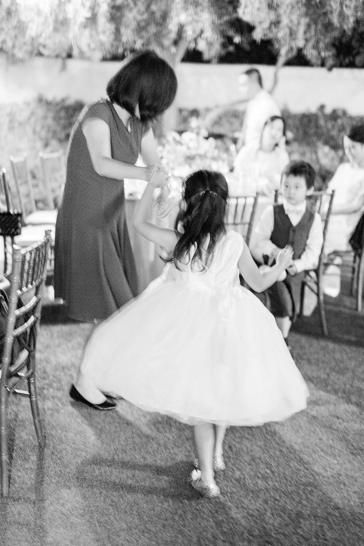 El Chorro Wedding, Traditional Chinese Wedding, Reception Details, Dancing