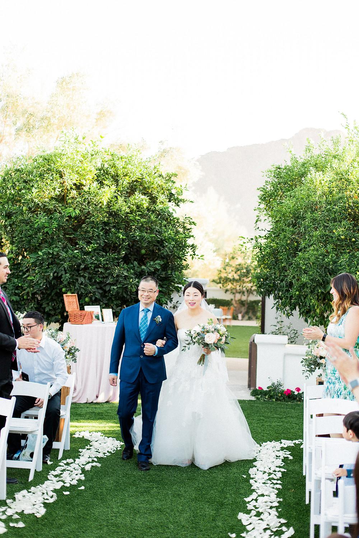 El Chorro Wedding, Traditional Chinese Wedding, Ceremony