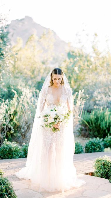 El Chorro Wedding   Arizona Wedding Photographer