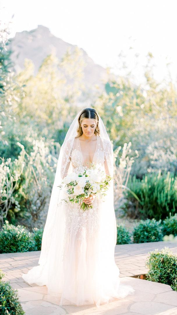 El Chorro Wedding | Arizona Wedding Photographer