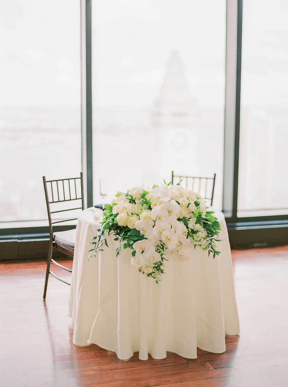 Boston Wedding, Reception Details, Sweetheart Table