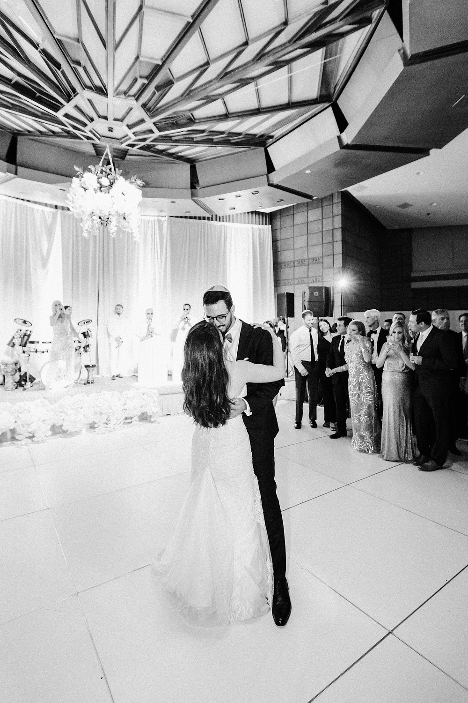 Arizona Biltmore Classic White Wedding, Reception, First Dance