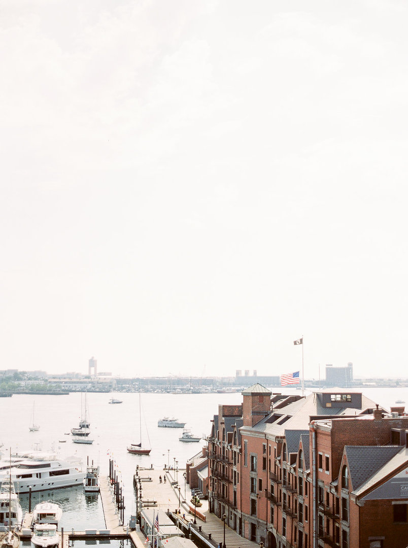 Boston Harbor Wedding | Boston, MA | East Coast Wedding Photographer