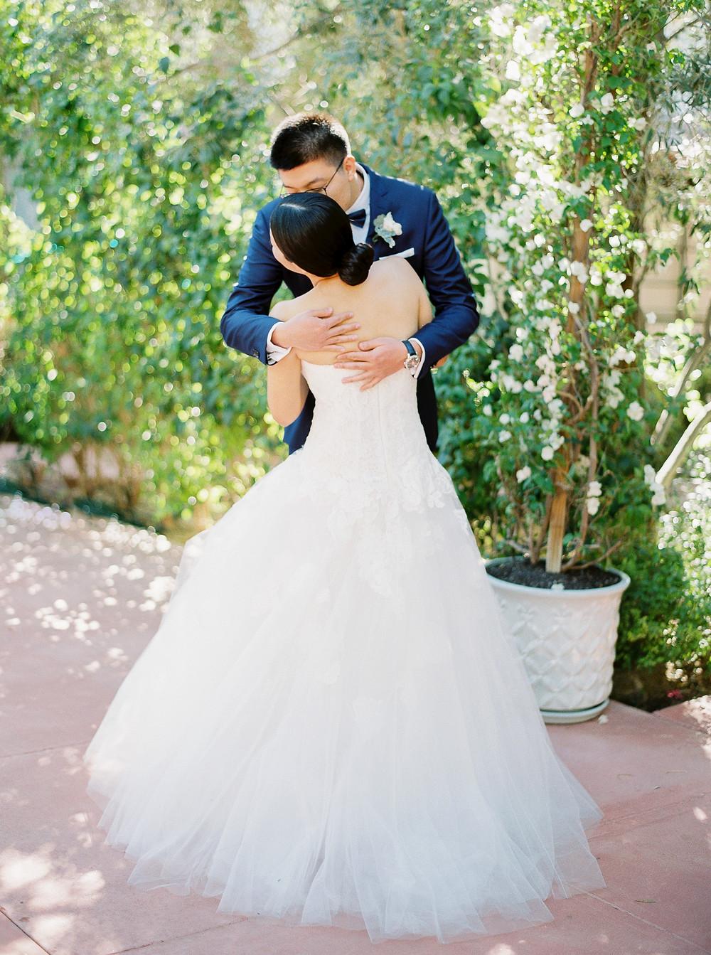 El Chorro Wedding, Traditional Chinese Wedding, First Look