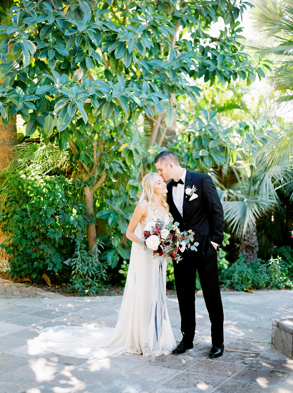 Royal Palms Wedding, Bride & Groom Portraits