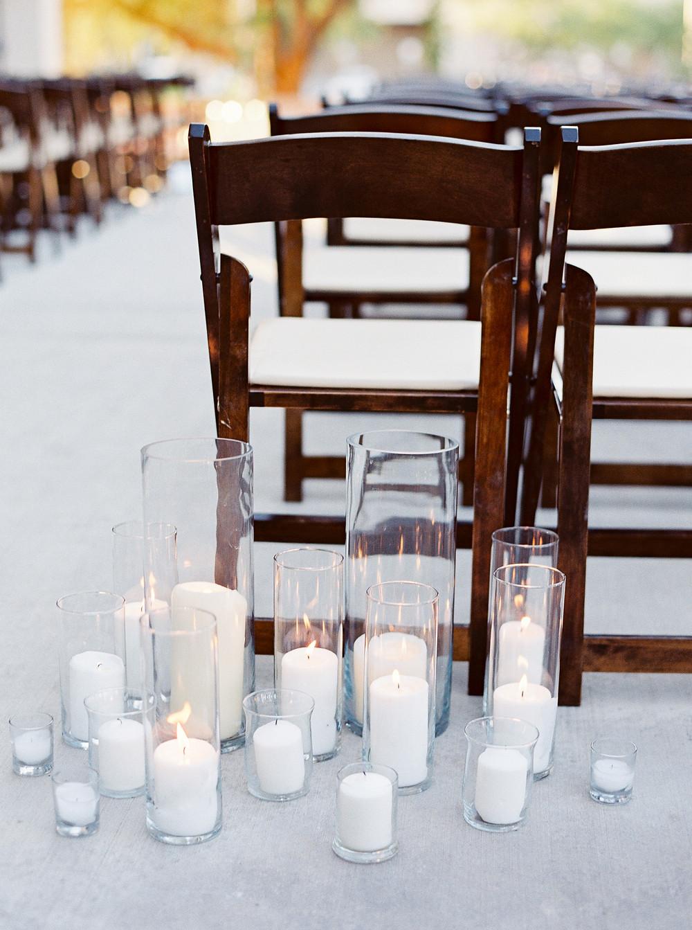 Tucson, Arizona Wedding, Ceremony Details