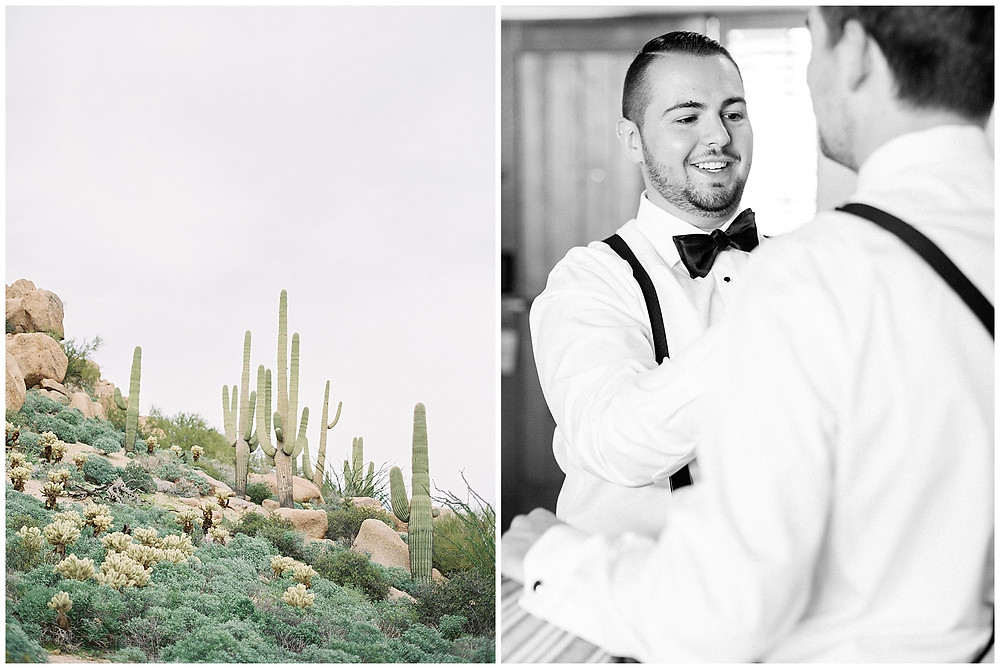 Four Seasons Scottsdale Groom
