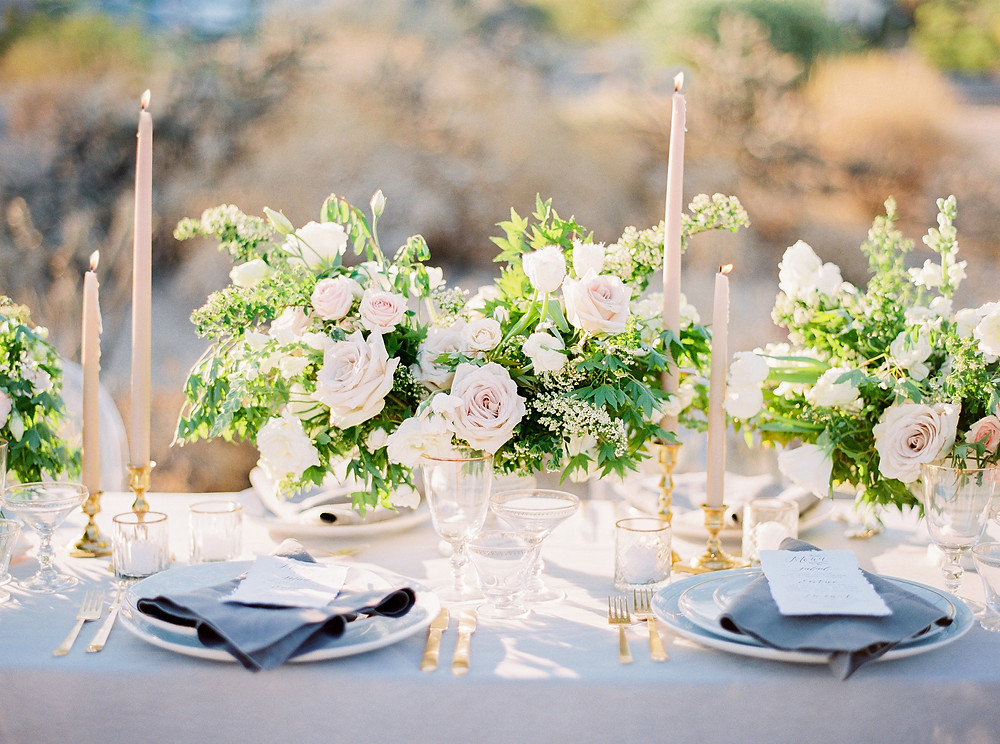Four Seasons at Troon North in Scottsdale Arizona, Reception Details