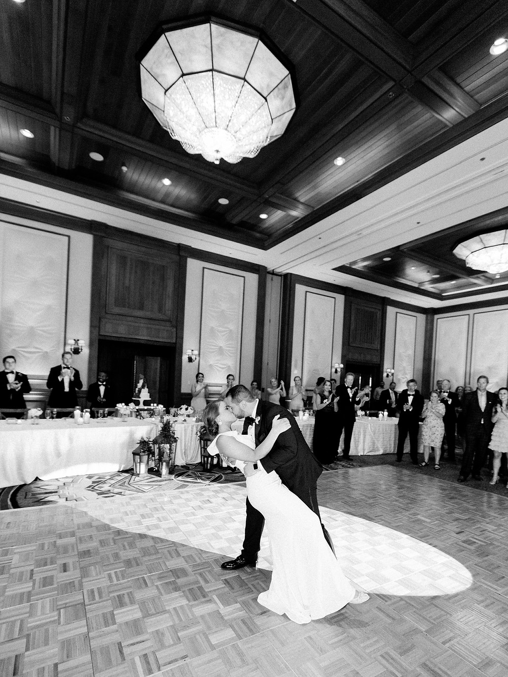 Four Seasons Scottsdale First Dance