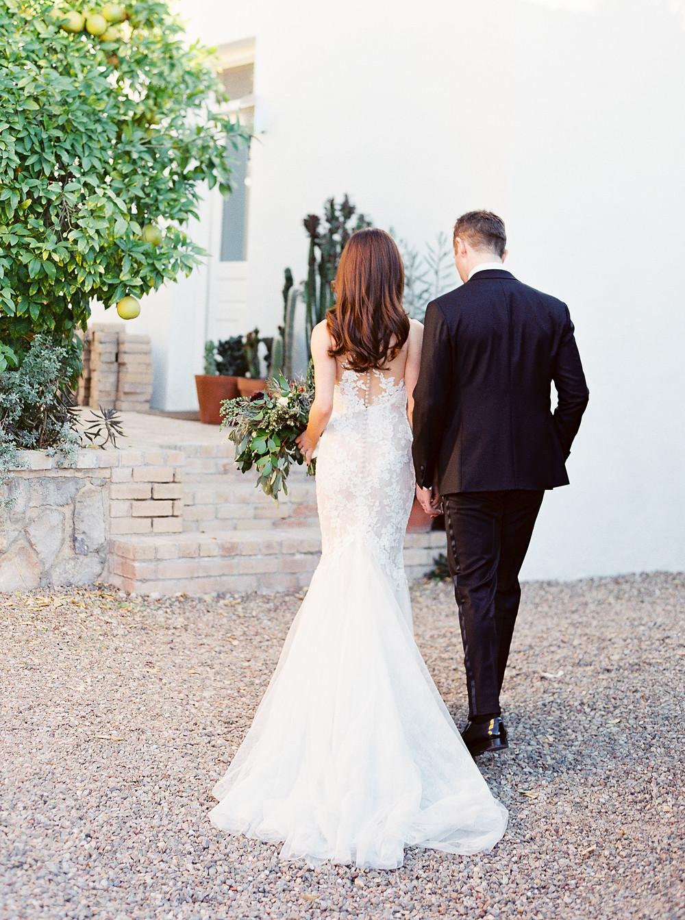 Tucson, Arizona Wedding, Couple Portraits