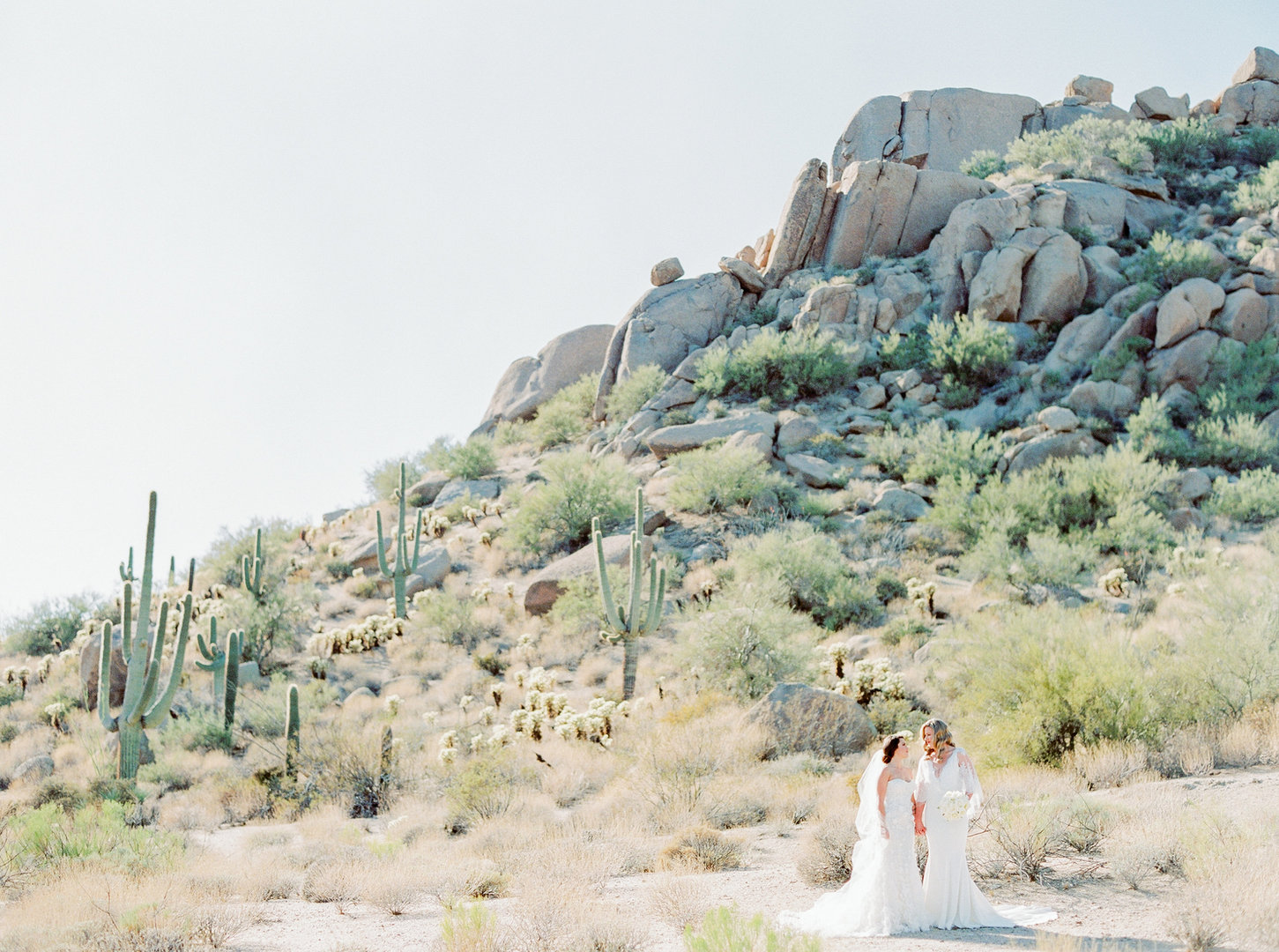 Four Seasons Troon North | Scottsdale, AZ | Elyse Hall Wedding Photography