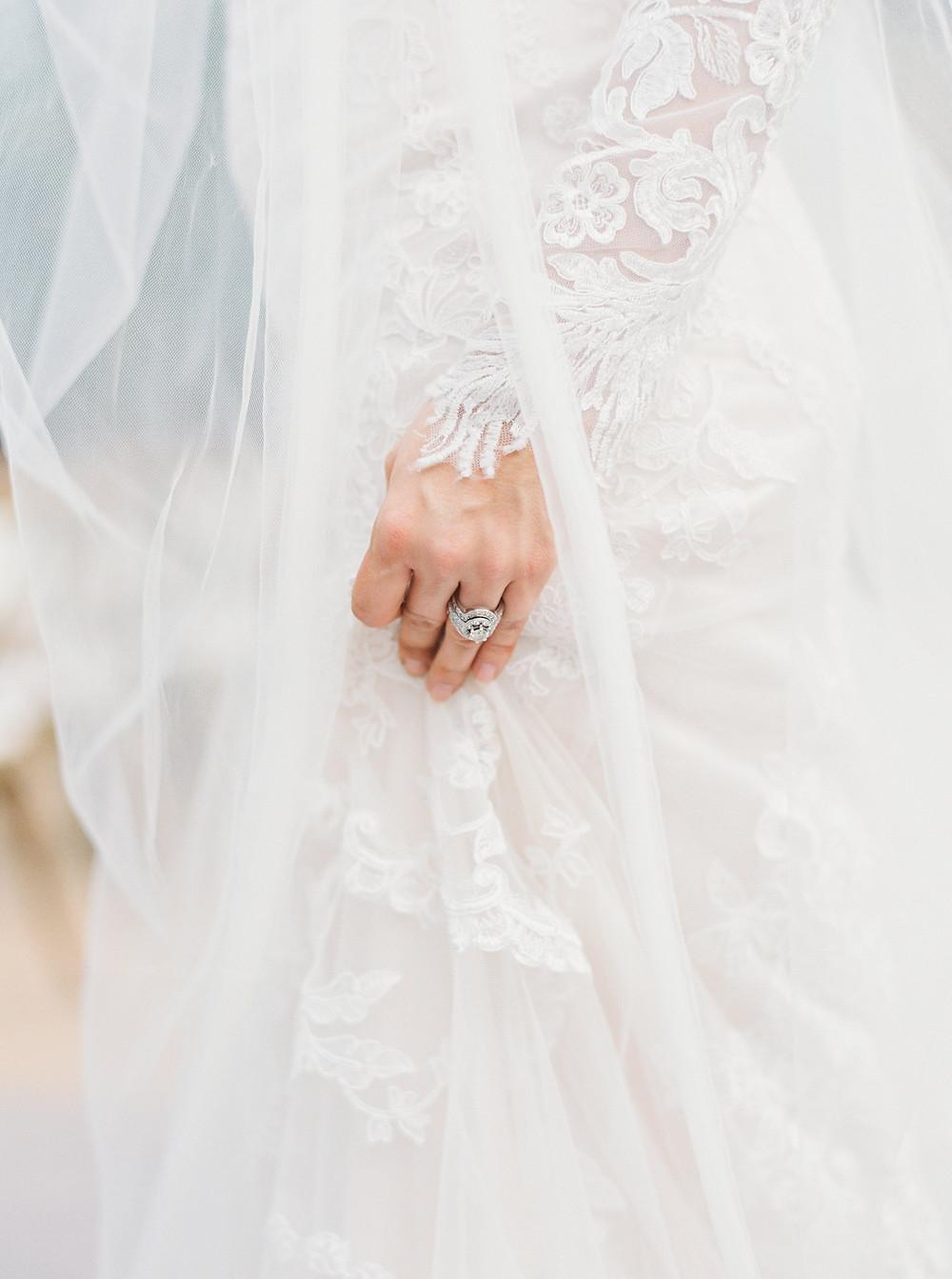 Montelucia Wedding, Bride Details, Wedding Ring
