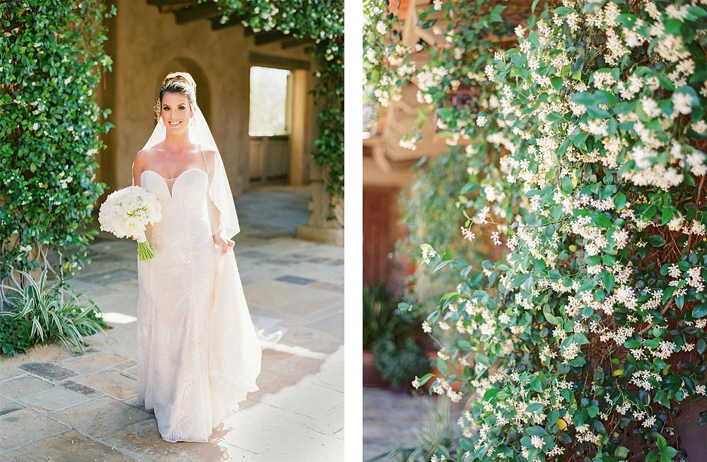 DC Ranch Wedding, Bridal Portrait