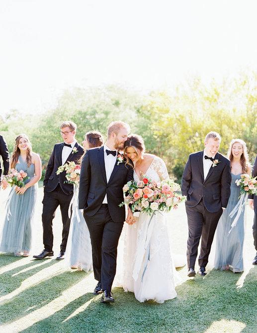 El Chorro Wedding | Paradise Valley, AZ | South West Wedding Photographer