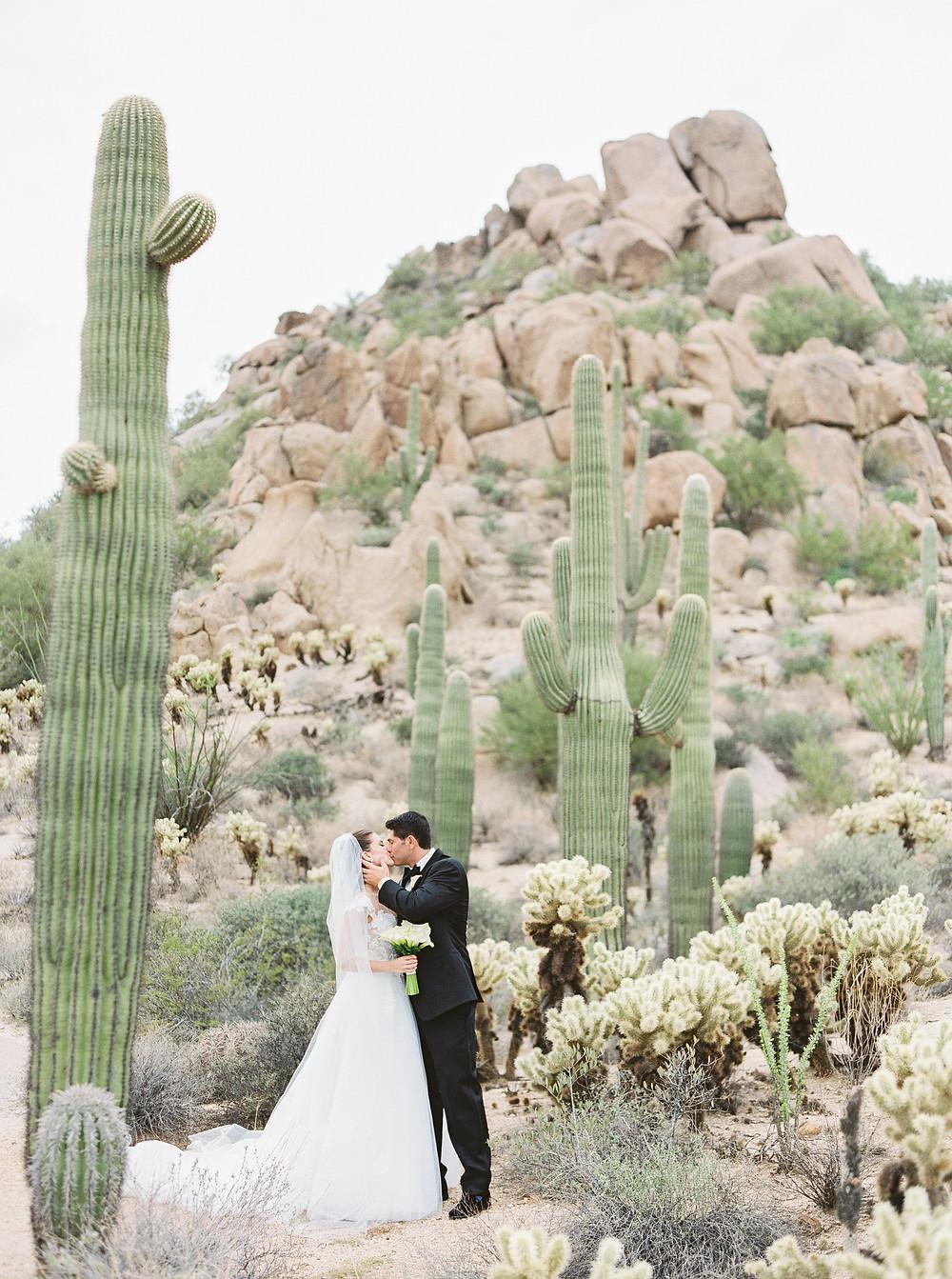Desert Wedding