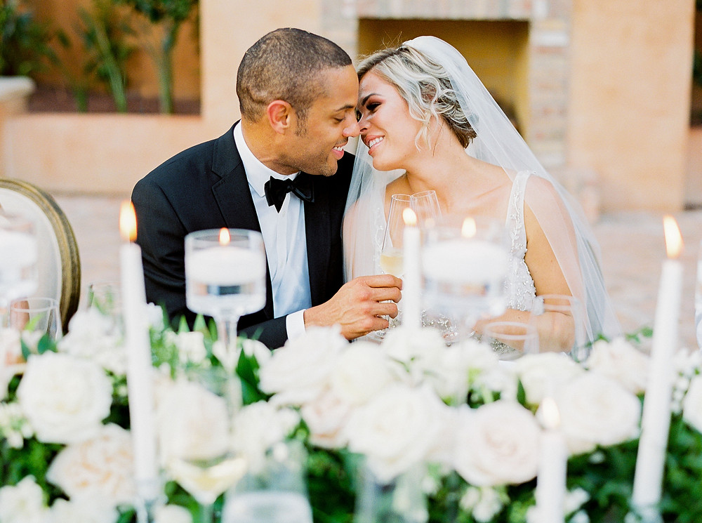 Royal Palms Wedding, Reception, Toasts