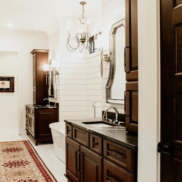 Furniture Vanaties for the Master Bath