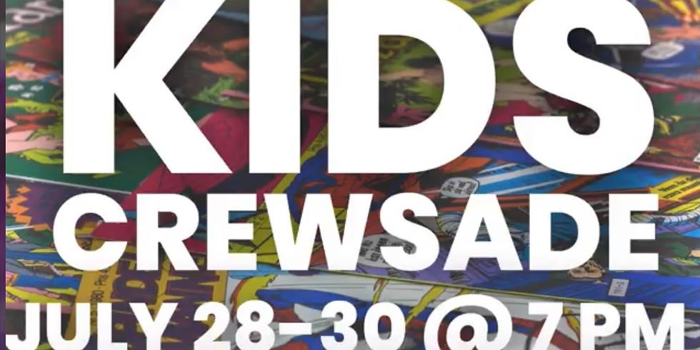 Kid's Crewsade