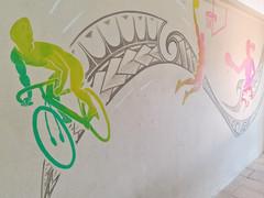 Games Room - Cycling Artwork