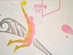 Basketball Artwork