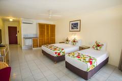 Beachfront Deluxe Rooms