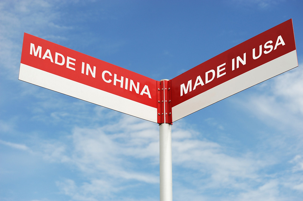 Made in China vs. Made in the USA