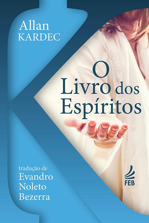 O Livro dos Espíritos - Evandro Noleto Bezerra (Bolso)
