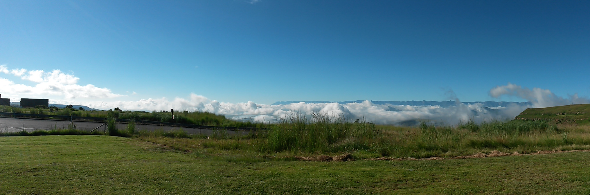 View over the clouds 4