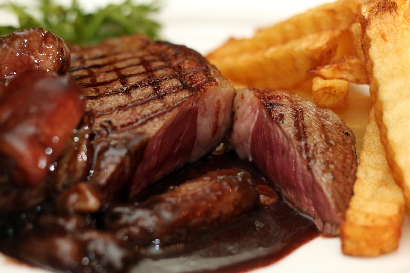 Phatt Chef Steak