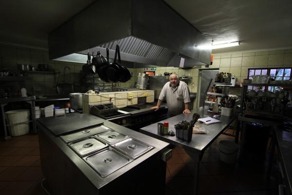 The Phatt Chef in his domain