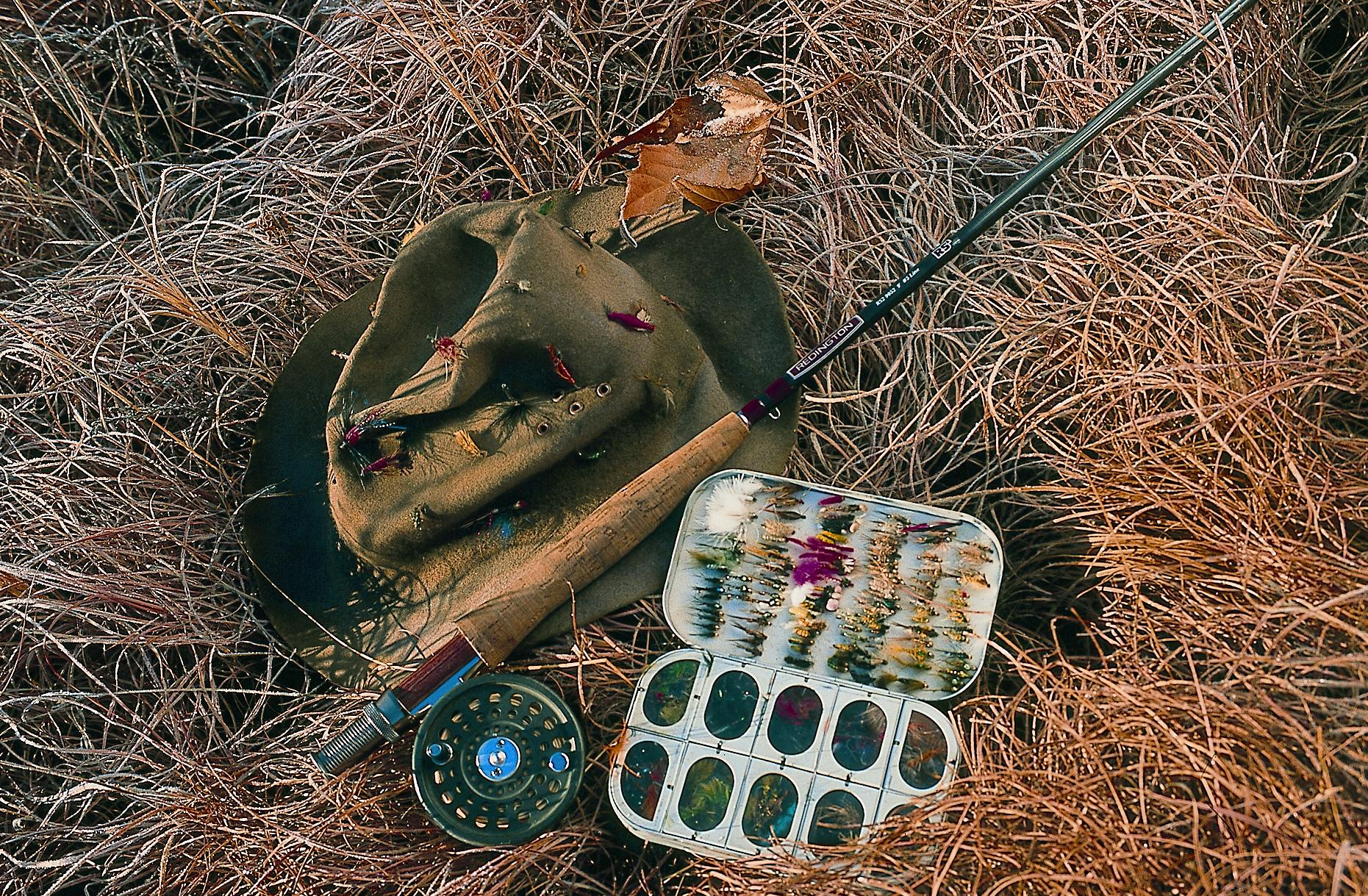 All you need to catch Yellowfish...
