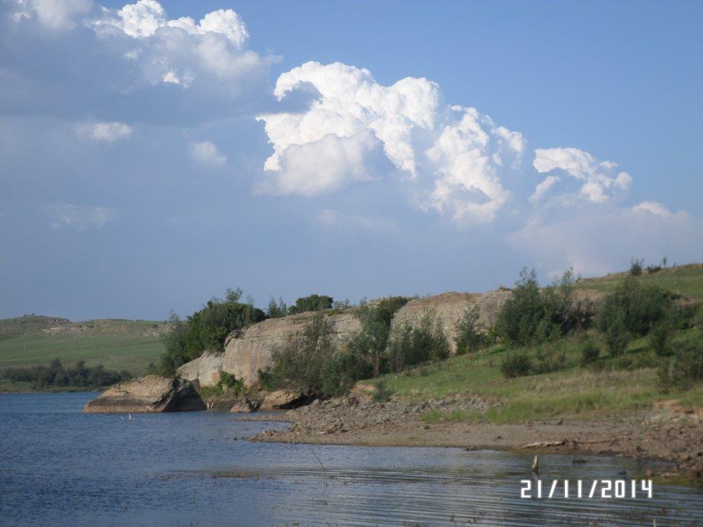 The Sterkfontein Dam
