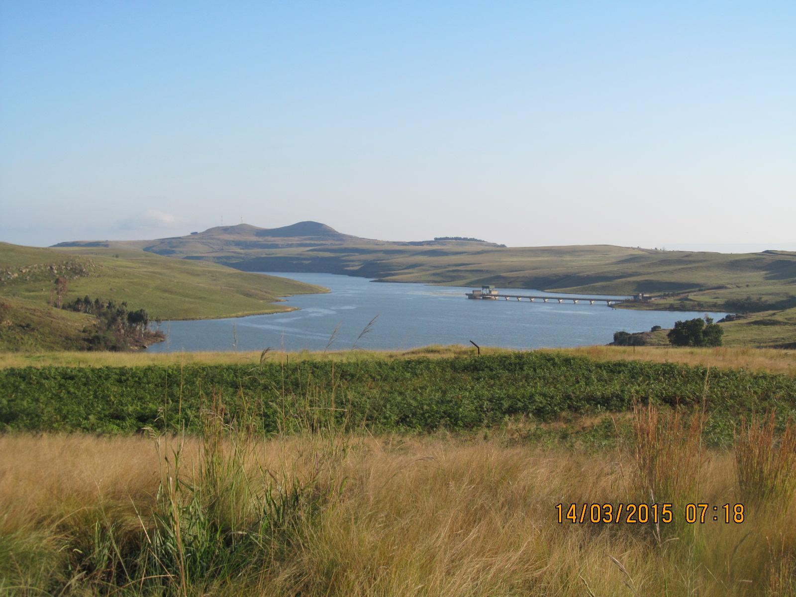 Sterkfontein dam 10