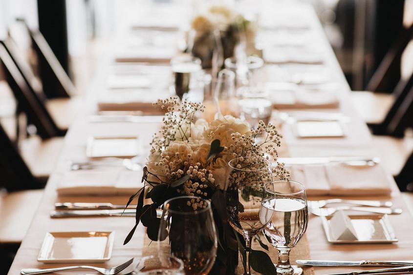 A-Floral-Affair-Minden-Gardnerville-Reno-Tahoe-Wedding-Florist-Centerpiece-White-Foliage (6)