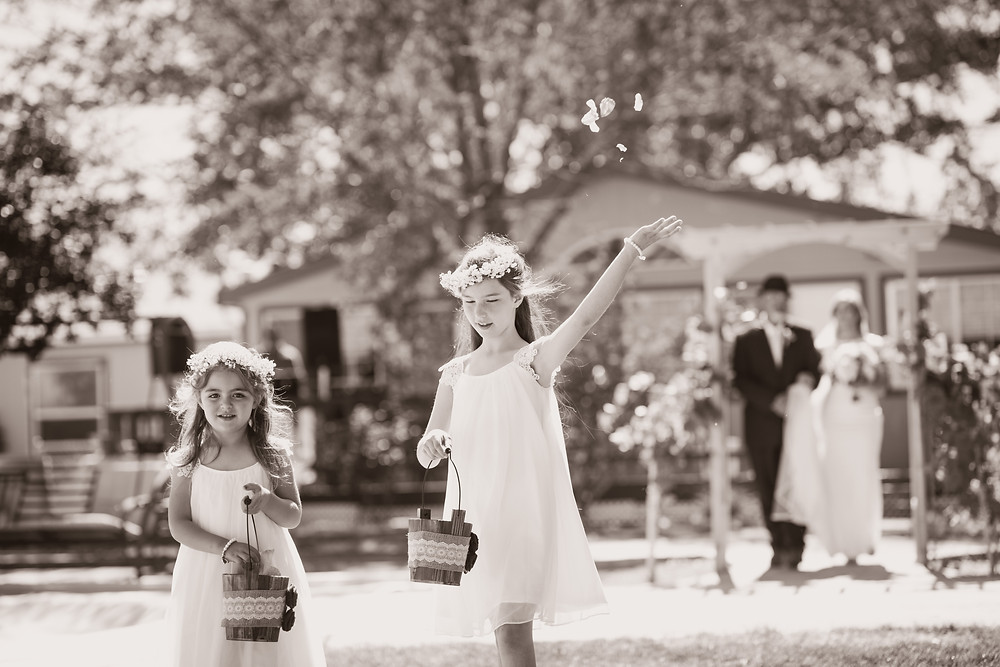 Jeramie Lu Photography-A Floral Affair Flower Girls Private Residence Fallon