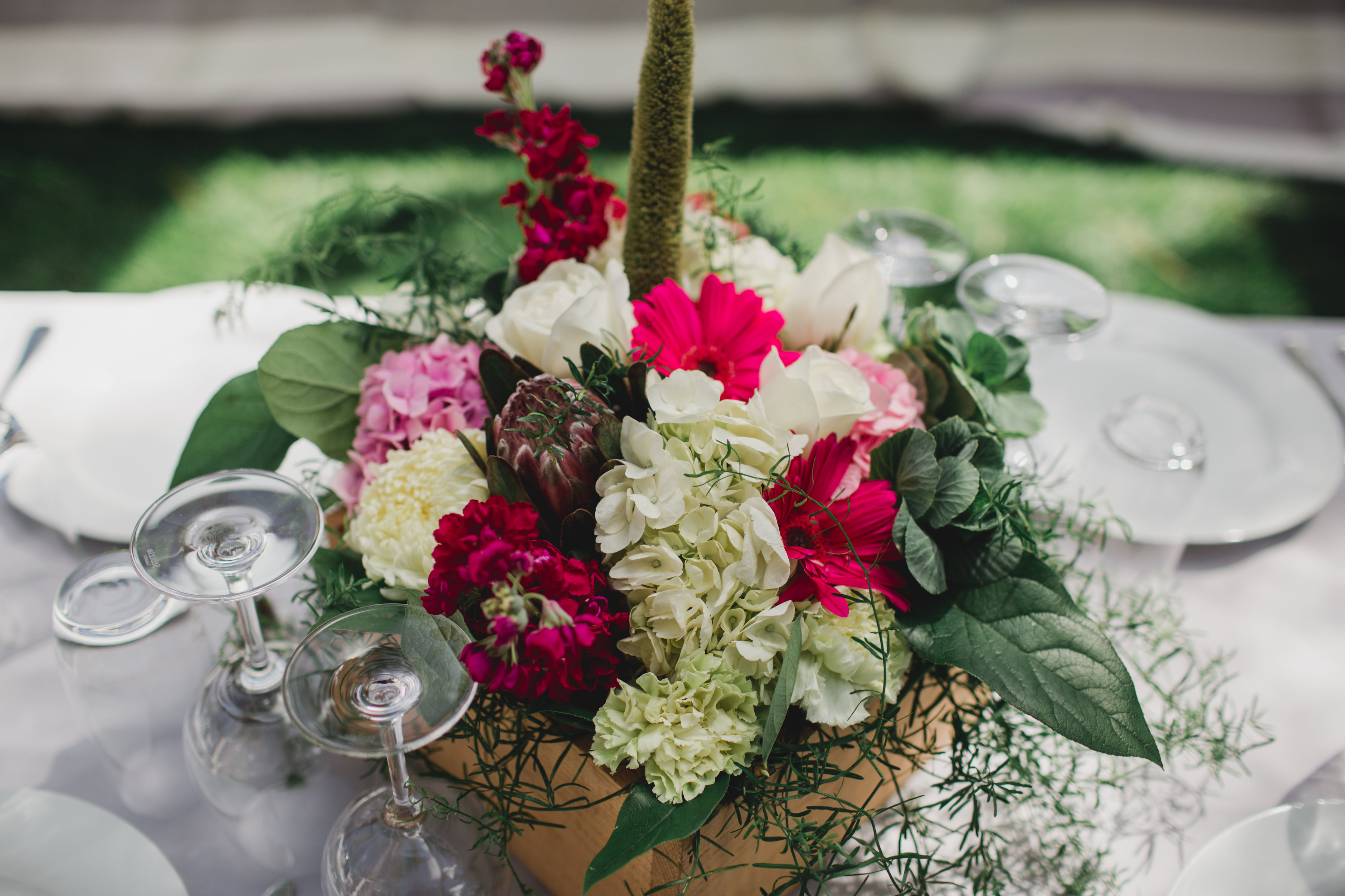 A_Floral_Affair_Gardnerville_Tahoe_Reno_Wedding_Florist_Reception_Centerpiece (11)