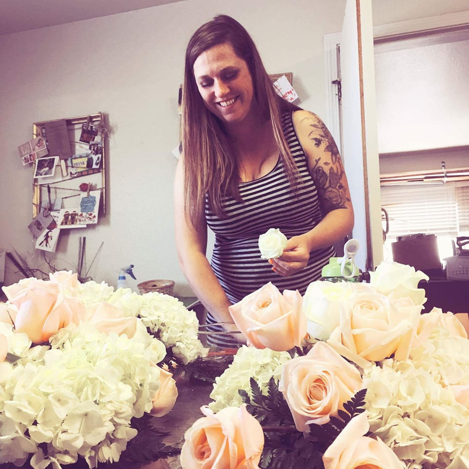 A Floral Affair- Kelly Jo Smith designing