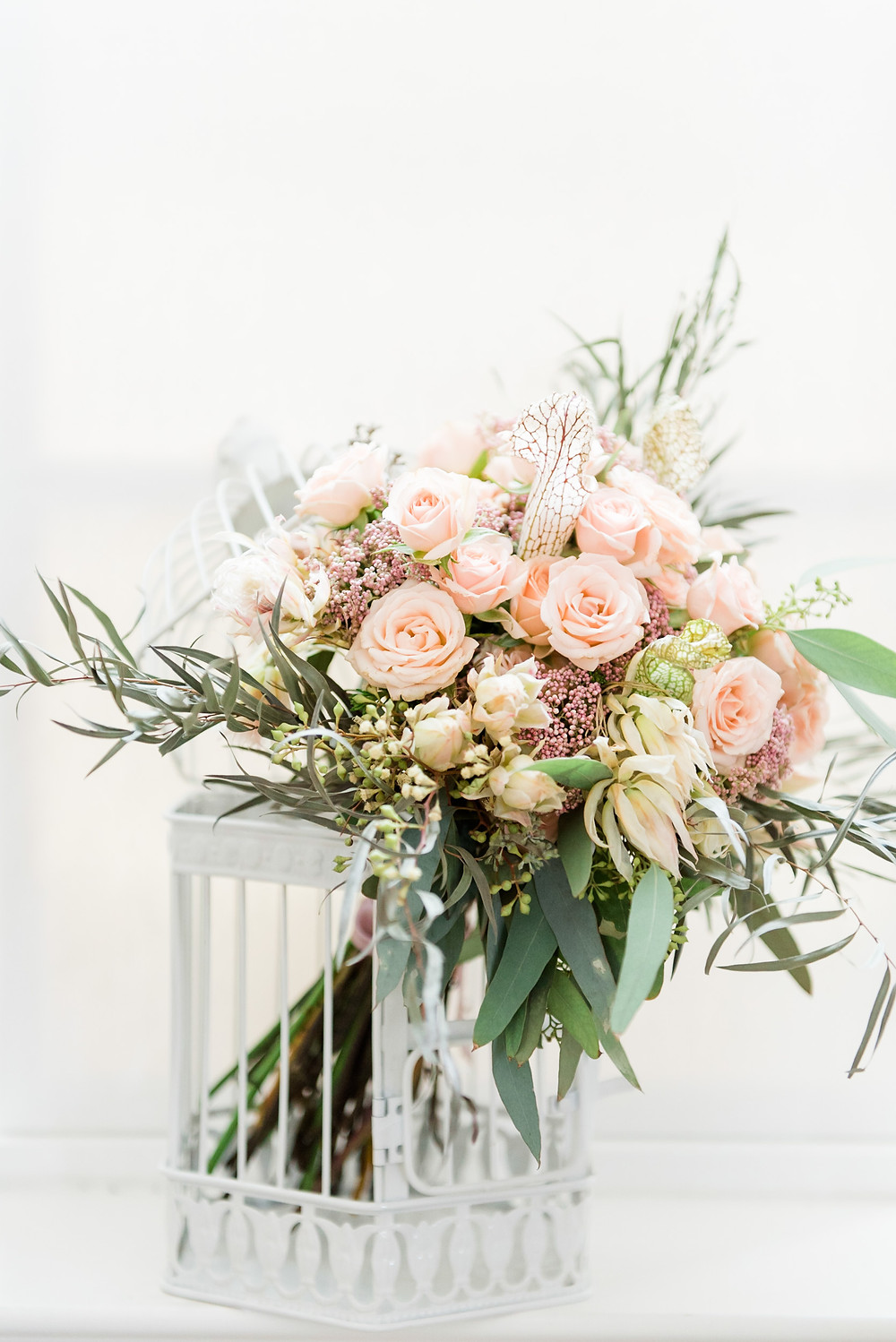 A Floral Affair- Reno Wedding Florist- Bouquet Closeup