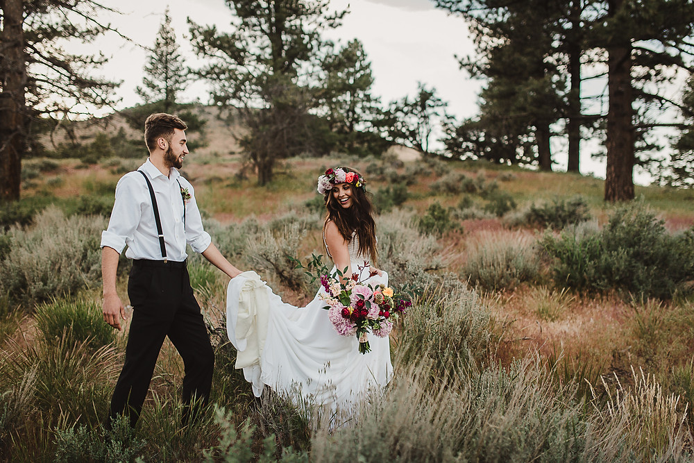 A Floral Affair Mexican Boho Styled Shoot