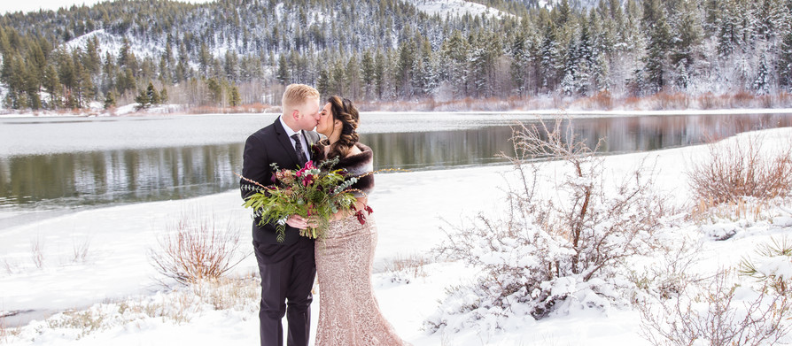 Dark and Moody Tahoe {Styled Shoot}