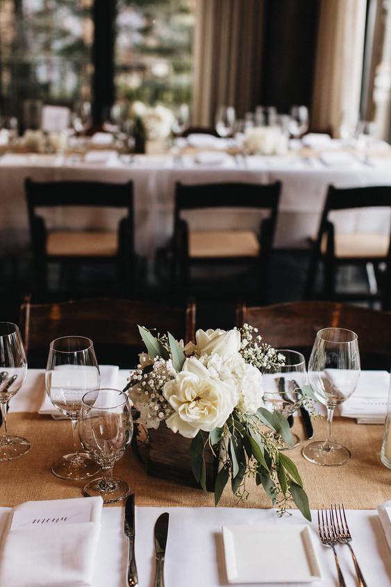 A-Floral-Affair-Minden-Gardnerville-Reno-Tahoe-Wedding-Florist-Centerpiece-White-Foliage (5)