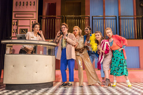 Loves Labours Lost - Hackney Empire