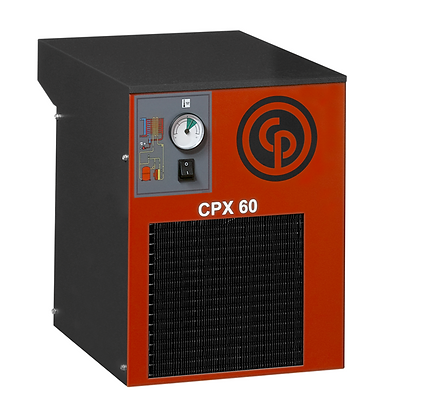 65-CFM Chicago Pneumatic CPX 60 Refrigerated Dryer