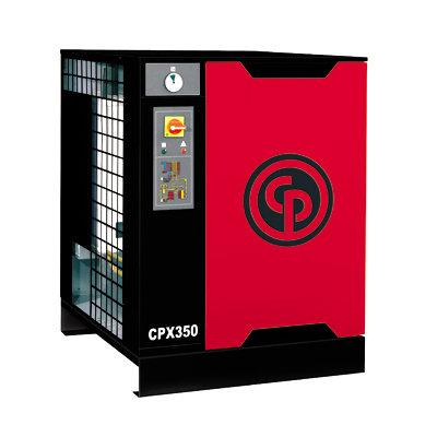 270-CFM Chicago Pneumatic CPX 350 Dryer