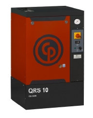 QRS-10 Chicago Pneumatic 10-HP Rotary Mini